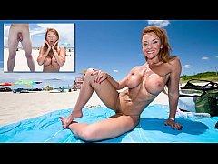 BANGBROS - Busty MILF Janet Mason Loves Big Coc...