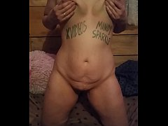 Verification video for Mindy Sparkle