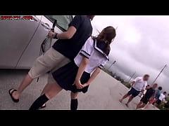 Ayami Syunka Japanese Babe On Set Behind Scenes...