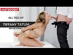 LETSDOEIT - Beautiful Teen Tiffany Tatum Gets T...