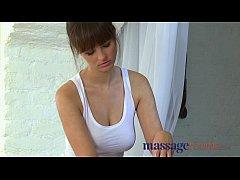 Massage Rooms Busty masseuse Rita tender loving...