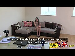 FakeAgentUK Orgasms and squirting from Hairy pu...