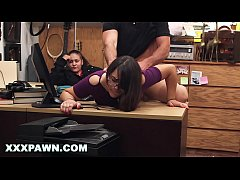 XXX PAWN - Fucking Bitch Doggy Style In Back Of...