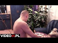 Polskie porno - Prywatna wizyta domowa