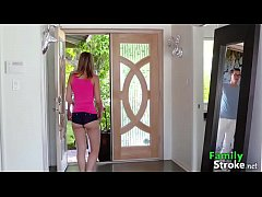 College Little Sister Bangs Smart Brother: Full...