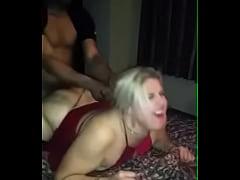 Pounding her Doggy like she Stole something - P...