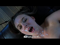 CastingCouch-X - Big natural tits Brooke Wylde ...