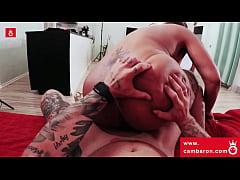 Zara Mendez gets dicked down in Public in Berlin! CamBaron.com
