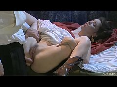 Rich noble brunette wife fucked by graf dracula...