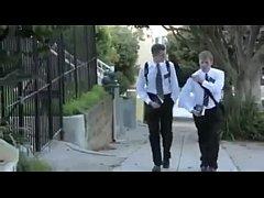 Mormon gets fucked