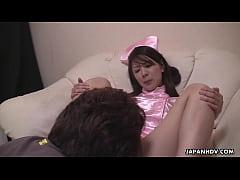 Japanese nurse, Tomomi Matsuda gets fucked, unc...