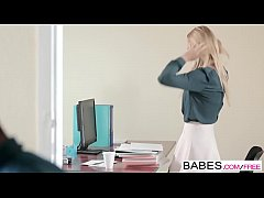 Babes - Office Obsession - Kiara Lord and Krist...