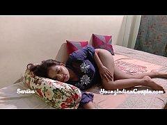 desi indian college girl sarika making sensual ...