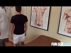 FunSizeBoys - Hung doctor fucks tiny patient ba...