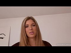 Sex Video Casting of the Stunning French babe E...