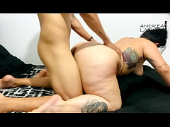 Mature bitch gets fucked by her son's friend
