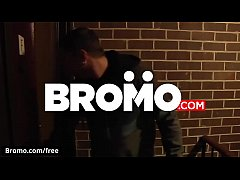 Brenner Bolton with Jared Summers at Bareback Motel Part 1 Scene 1 - Trailer preview - Bromo