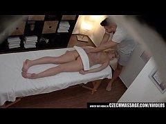 thumb hot blonde gf c  heating on massage age sage age