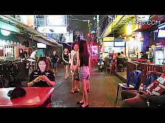 Thai Girls VS. Japanese Women [Red Light Distri...