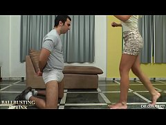 Cristina's Ballbusting Highlights