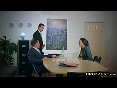 Brazzers - Mea Melone gives some head to get a ...