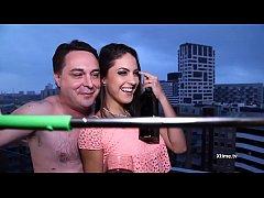 Porn Star Carolina Abril with Andrea Dipre' in ...