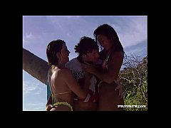 thumb anal tropical t  hreesome with gina and zana s gina and zana su ina and zana su