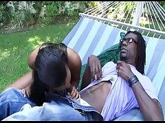 Black woman drilled #1