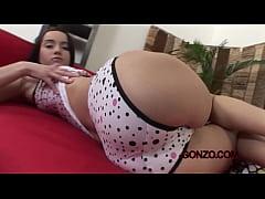 Jenny double pussy penetration (DPP) GG255 (exc...