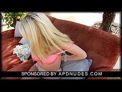 Danielle Maye Masturbating in the Sun by APDNUD...