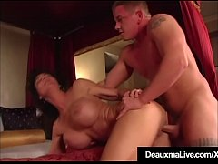 Texas Cougar Deauxma Gets Young Cock & Hubby Wa...