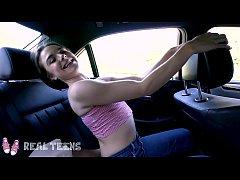 Real Teens - New girl Megan Marx gets naughty a...
