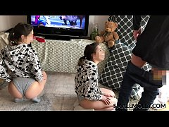 Man's Dream - Triple Twins Share Uncle Dick and...