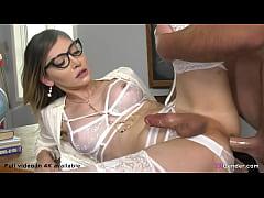 TS teacher Korra Del Rio can't resist big dick!
