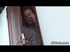 Clip sex JAVHUB Busty Kaori Buki masturbates then gets fucked