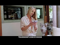 BadMILFS - Horny Cougar Seduces Her Stepson And...