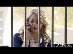 BLACKED Blonde Girlfriend Alli Rae Loves Black ...