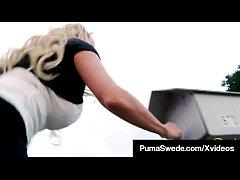 Nordic Nympho Puma Swede & Kelly Madison Share ...