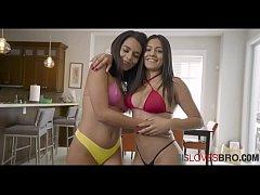 Road Trip Sister Hamming- Serena Santos & Vienn...