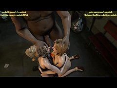d. or Alive 5 hookers pleasing customers in the...