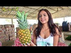 MAMACITAZ - Latina Evelin Suarez Tricked By Eag...