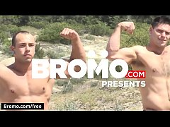 Aspen with Leon Lewis at Dirty Rider Part 2 Scene 1 - Trailer preview - Bromo