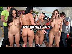 BANGBROS - Porn-Stars invade College