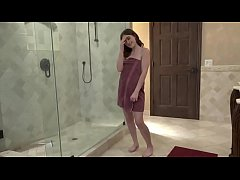Teen Step Sister Blackmailed Into Creampie By H...