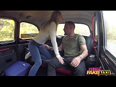 Female Fake Taxi Spanish guy fucks the blonde t...