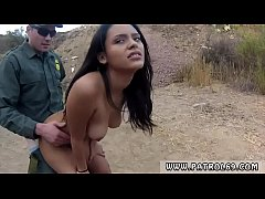 Female police and traffic stop xxx Cute latin p...