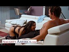 Naughty America - Brooklyn Gray friends dad a l...