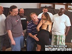 Two Girl Group Sex After Party At Dirty Ds In T...