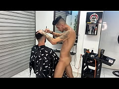 Mamada do barbeiro