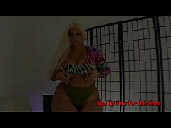Layla Monroe And 20 More Big Ass Strippers, Tif...